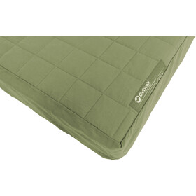 Outwell Dreamland Cama de Aire Doble, green
